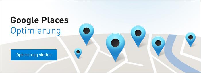 Google Places Optimierung für die lokale Suche