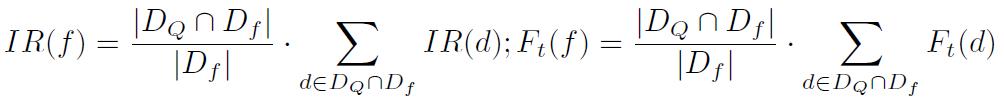 Diese komplexe Formel hilft, Blogartikel einem Suchkontext zuzuordnen