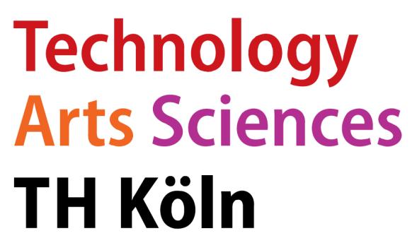 Neue Wortmarke der TH Köln