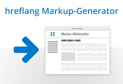hreflang Markup-Generator from SISTRIX
