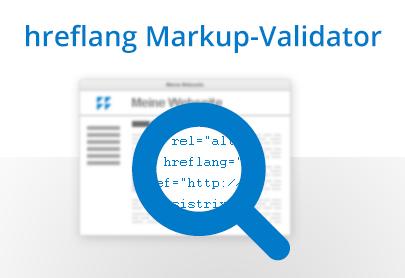 hreflang Markup-Validator von SISTRIX