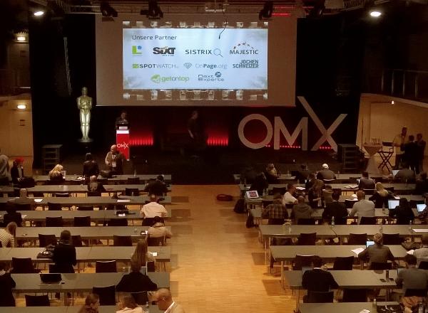 OMX und SEOkomm im November in Salzburg