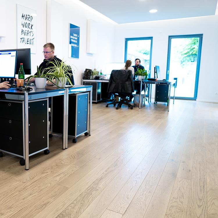 Imagen de las oficinas SISTRIX en Bonn, Alemania