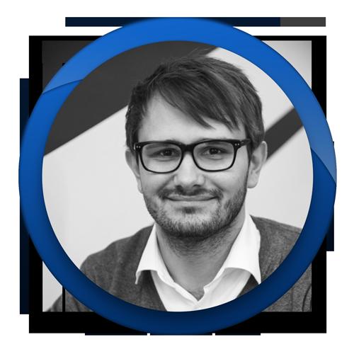 Bild von Matthäus Michalik, dem Gründer und Geschäftsführer der Claneo GmbH in Berlin.